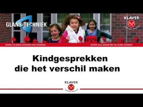 Kindgesprekken, Die het Verschil Maken - YouTube
