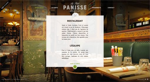 Learn by Example: 6 Lessons for Designing Restaurant & Food Websites | Design Shack