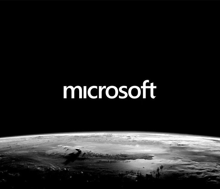 New Microsoft Logotype Variation on Logoholic Logo Blog