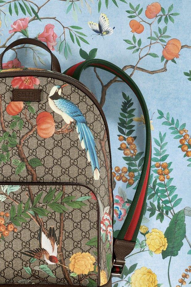 A Gucci Apresenta A Coleção-cápsula Tian Primavera-verão 2016 (Foto: Reprodução)