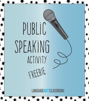 Looking for FREE public speaking activities? This activity will have students practicing their tone as they deliver messages. Students will experience how tone can quickly change the meaning of their messages.