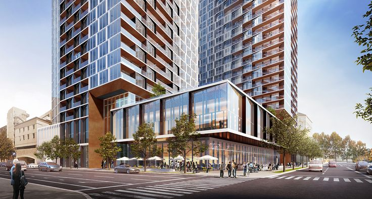17 best images about urban mixed use steinberg on for Highrise apartments in los angeles