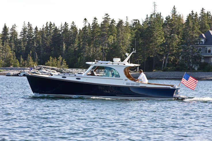 25 b sta hinckley yachts id erna p pinterest segelb t for Picnic boat plans
