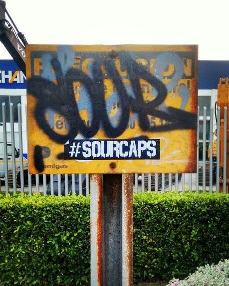#graffiti #sourcaps