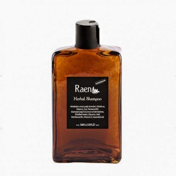 Raen Bitkisel Şampuan Kazanın (Çekiliş) Her saç derisine ve saç yapısına uygun olan Raen marka bitkisel şampuan çekilişine katılın. Damla sakızlı, lavantalı, ballı, Türk kahveli ve daha onlarca çeşidi ile bloğumdaki çekilişime bekliyorum. Kazanan kişi hangi şampuanı istediğini kendisi belirleyecek :)