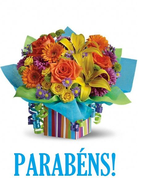 Aniversario Parabéns Felicidades