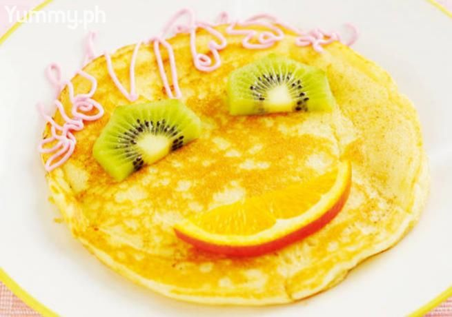 Give Your Kid A Reason To Smile With This Cheery Breakfast
