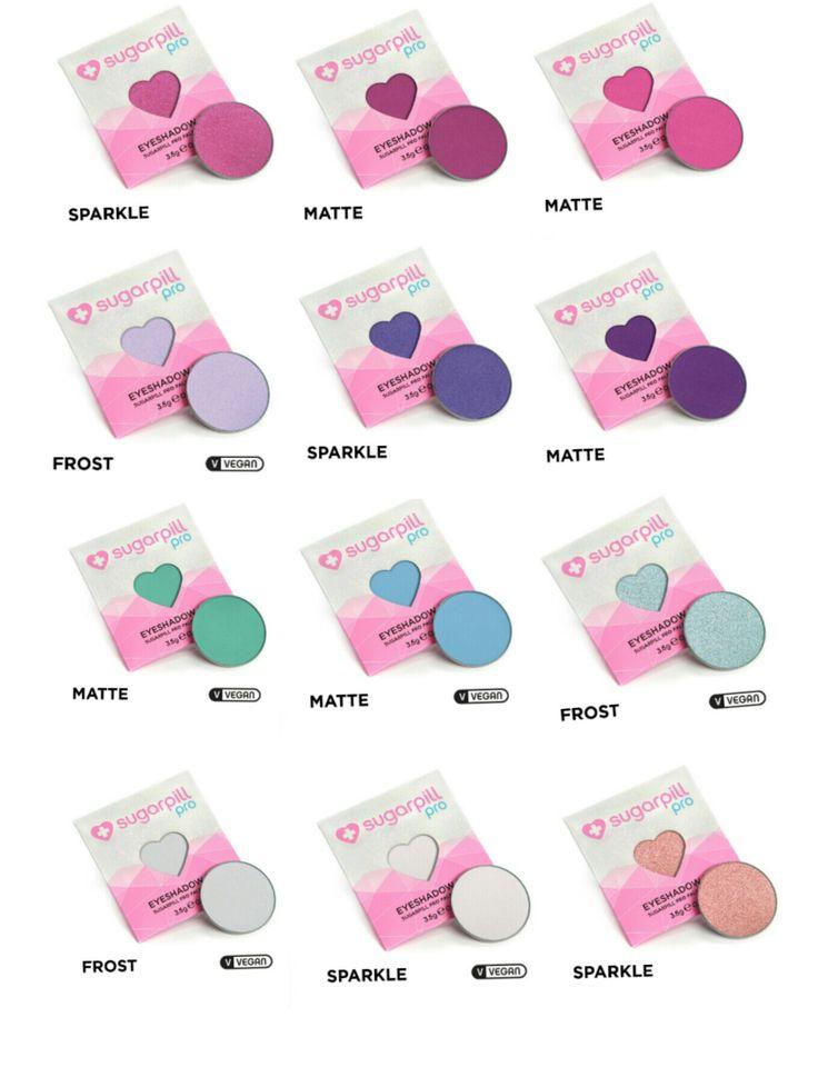 Dream Sugarpill palette ✨
