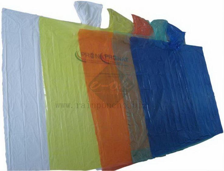 http://www.rainponcho.biz/cheap-rain-poncho.htm    Cheap PE disposable rain ponchos, quickly delivery time: 20000 pcs per day.