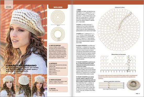 Crochet GORROS - Edición Especial 2013