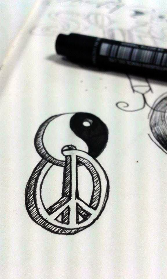 ArtWork - yin peace