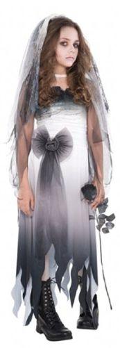Graveyard Bride Halloween Costume