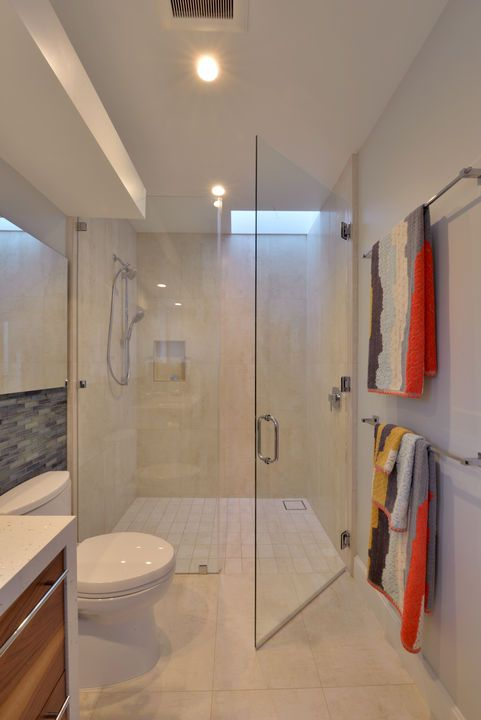 17 Best Images About Mid Century Modern Apartment On Pinterest Ceiling Lamps Bathroom Shower