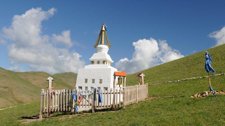 Mongolia Steppe