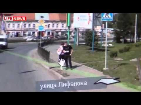 Girl finds that her fiance was cheating due to Yandex Maps. Ain't technology grand?! LOL