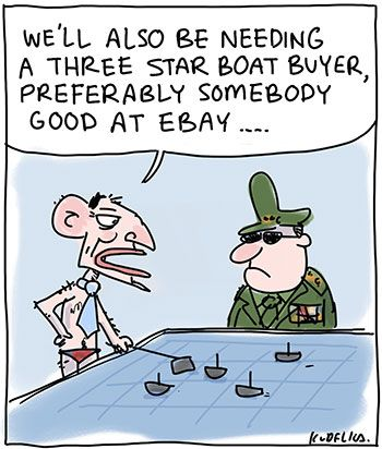 Buy The Boats