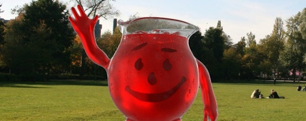 Kool-Aid Man Undergoes Makeover to Show Off His Sensitive Side