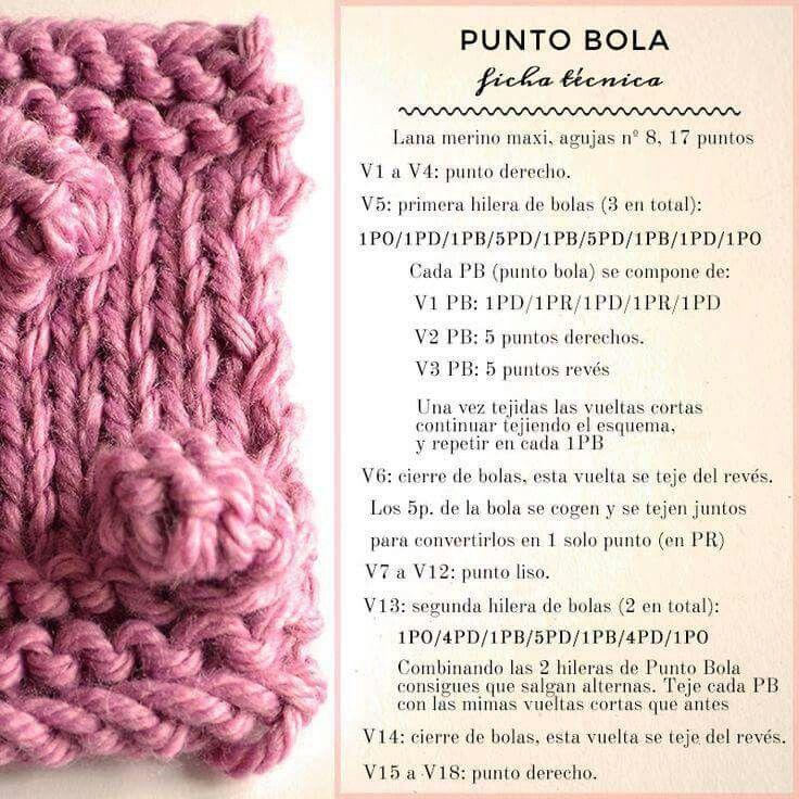 Mejores 68 imágenes de crochet en Pinterest | Puntos crochet ...