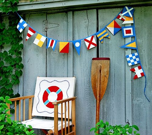 Nautical Signal Flags