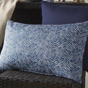 Navajo Indoor/Outdoor Lumbar Pillow