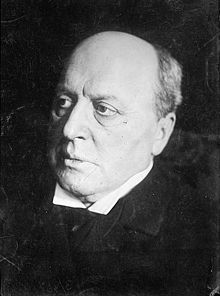 Henry James, OM (15 April 1843 – 28 February 1916) was an American-born writer, regarded as one of the key figures of 19th-century literary realism. He was the son of Henry James, Sr. and the brother of philosopher and psychologist William James and diarist Alice James.