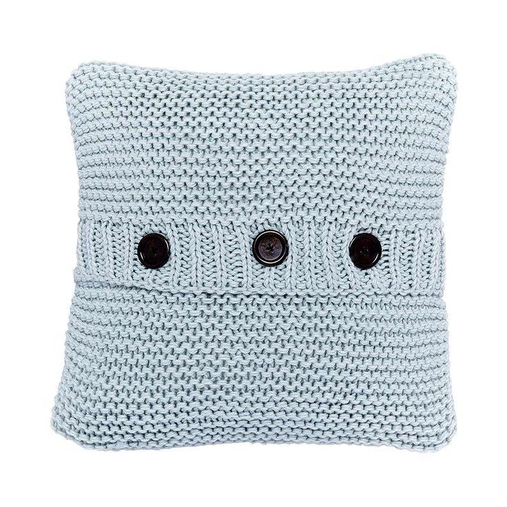 Chunky Knit Cushion | Dunelm