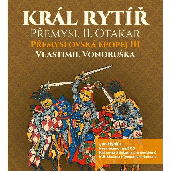 iTunes Cover Studio.cz: Vlastimil Vondruška: Přemyslovská epopej III - Krá...