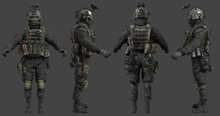 call of duty modern warfare 2 shadow company 04 by luxox18