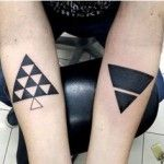 Triangle Tattoo Meaning (52)