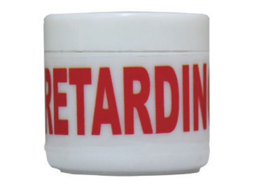 Retardin – Crema retardante de eyaculación, reduce la sensibilidad al tacto del pene justo antes del coito para hacer retardarla en caso de llegar al climax prematuramente.