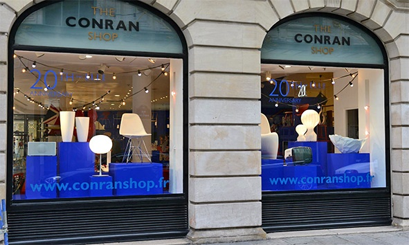 1000 images about the conran shop paris celebrates 20 years on pinterest. Black Bedroom Furniture Sets. Home Design Ideas