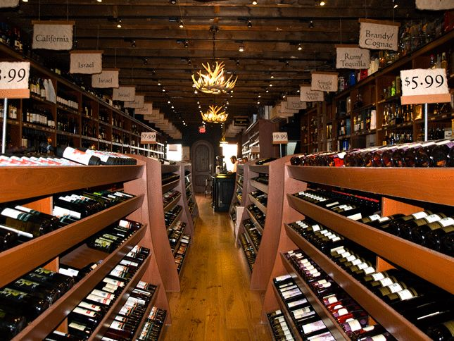 Kosher Wine and Spirits Store