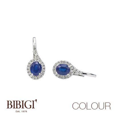 #Colour Bibigì Collection,#Orecchini #Colour Bibigì Collection, #Earrings Scegli la pietra che dà valore alle tue emozioni. Indossa la collezione Colour di Bibigì, oro bianco, diamanti e pietre preziose, gioielli che si adattano a qualsiasi stile e a tutti gli stati d'animo.