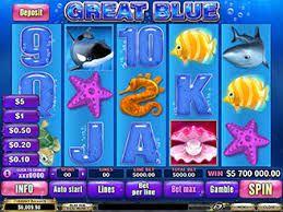 Mengenal Situs Great Blue Slot Game Online