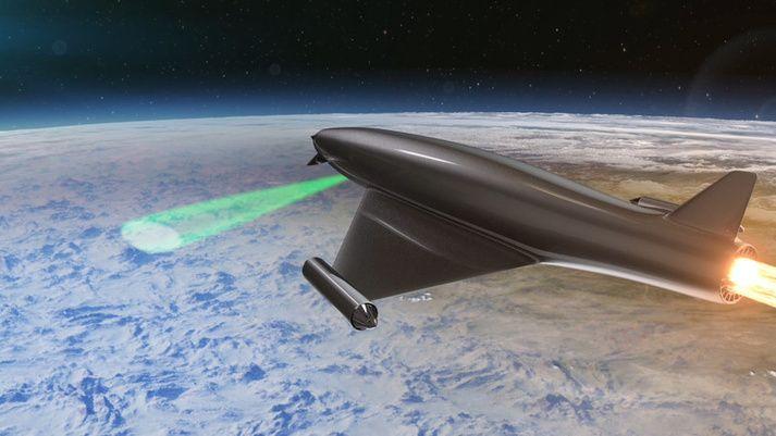 GENIO Italiano Giuseppe Cotellessa: BAE outlines laser-based deflector shield concept ...