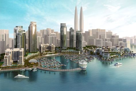 Dubai Creek mega project to include world's tallest twin towers - ArabianBusiness.com