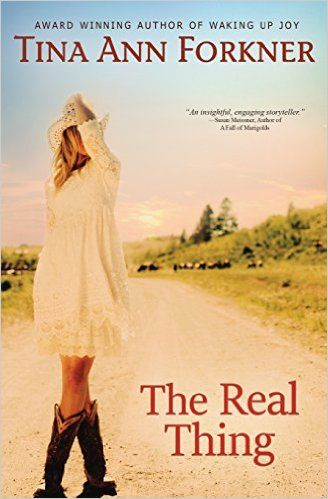 Spotlight & Giveaway: The Real Thing by Tina Ann Forkner