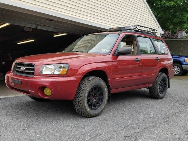 Kyle H S 2004 Forester Xs Boxerfest In 2020 Subaru Forester Xt Subaru Forester Lifted Subaru