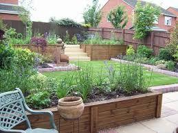 Image Result For Sloped Garden Landscape Ideas