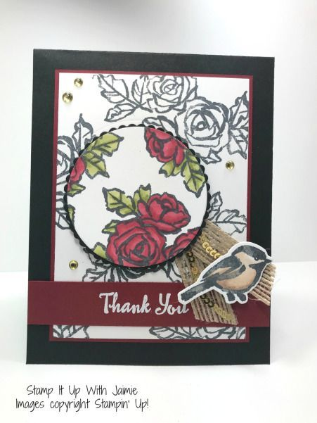 Stampin' Up! Petal Palette – Stamp It Up with Jaimie