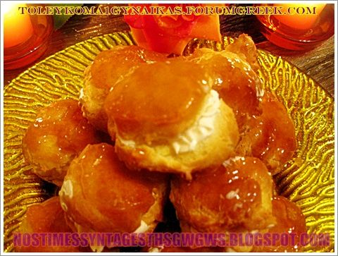 ΣΟΥΔΑΚΙΑ ΓΛΥΚΑ ΚΑΙ ΑΛΜΥΡΑ!!!(ΒΑΣΙΚΗ ΣΥΝΤΑΓΗ) | Νόστιμες Συνταγές της Γωγώς