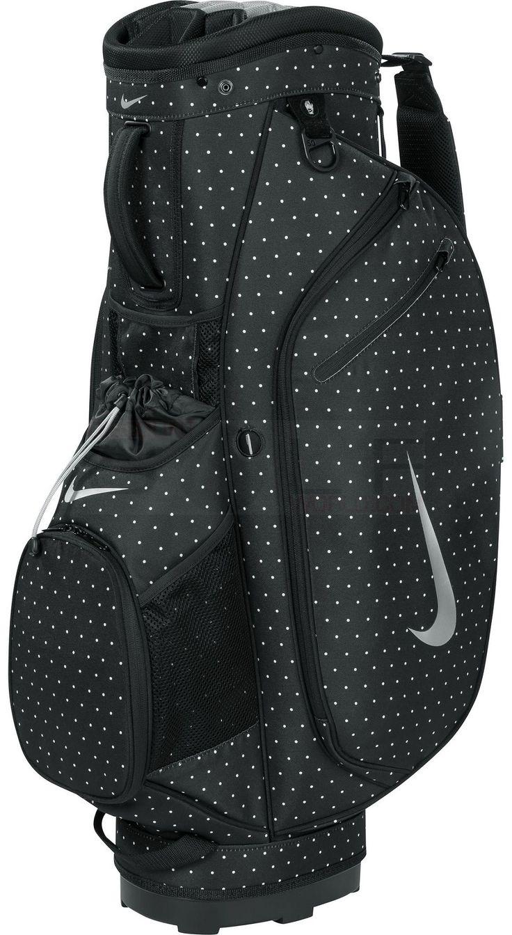 Nike Womens Sport IV Cart Golf Bag 2016 from golfskipin