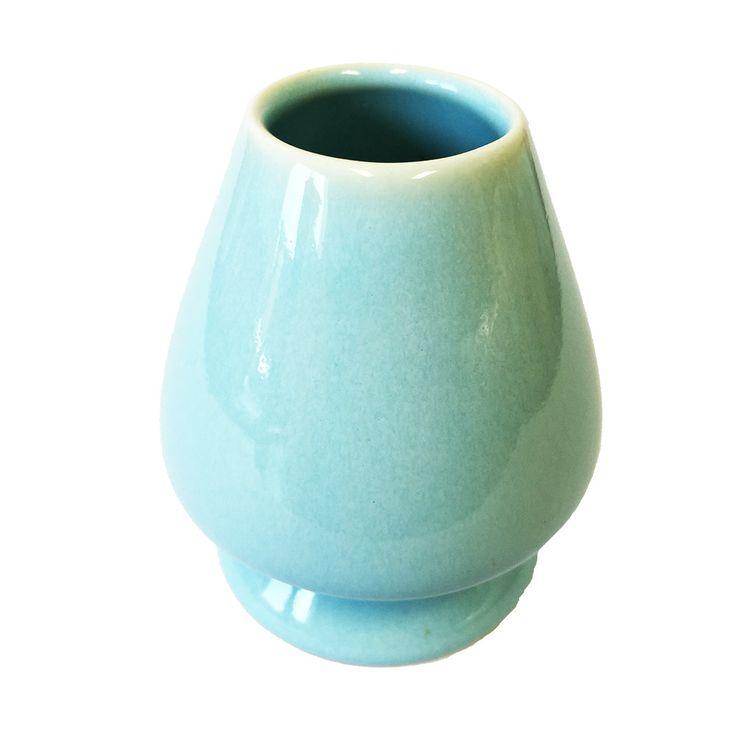 Premium Matcha Whisk Holder | Ceramic KuseNaoshi – Full Leaf Tea Company