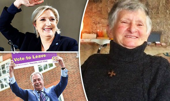 'Brexit is GREAT' Marine Le Pen voters hoping Britain will inspire FREXIT after election - https://newsexplored.co.uk/brexit-is-great-marine-le-pen-voters-hoping-britain-will-inspire-frexit-after-election/