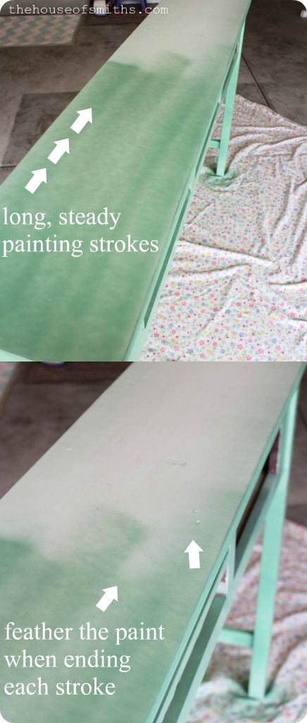 The Best Way To Spray Paint Furniture   Thehouseofsmiths.com