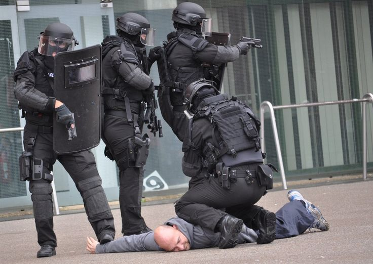 Directie Speciale Eenheden (DSU) - Police fédérale belge - Politie - Belgique