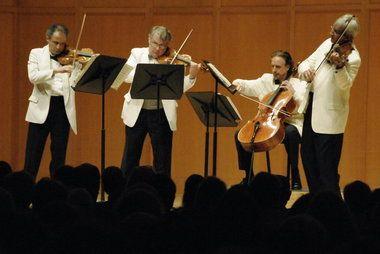 Emerson Quartet – review