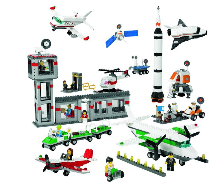 Lego-Airport-Space-and-Airport