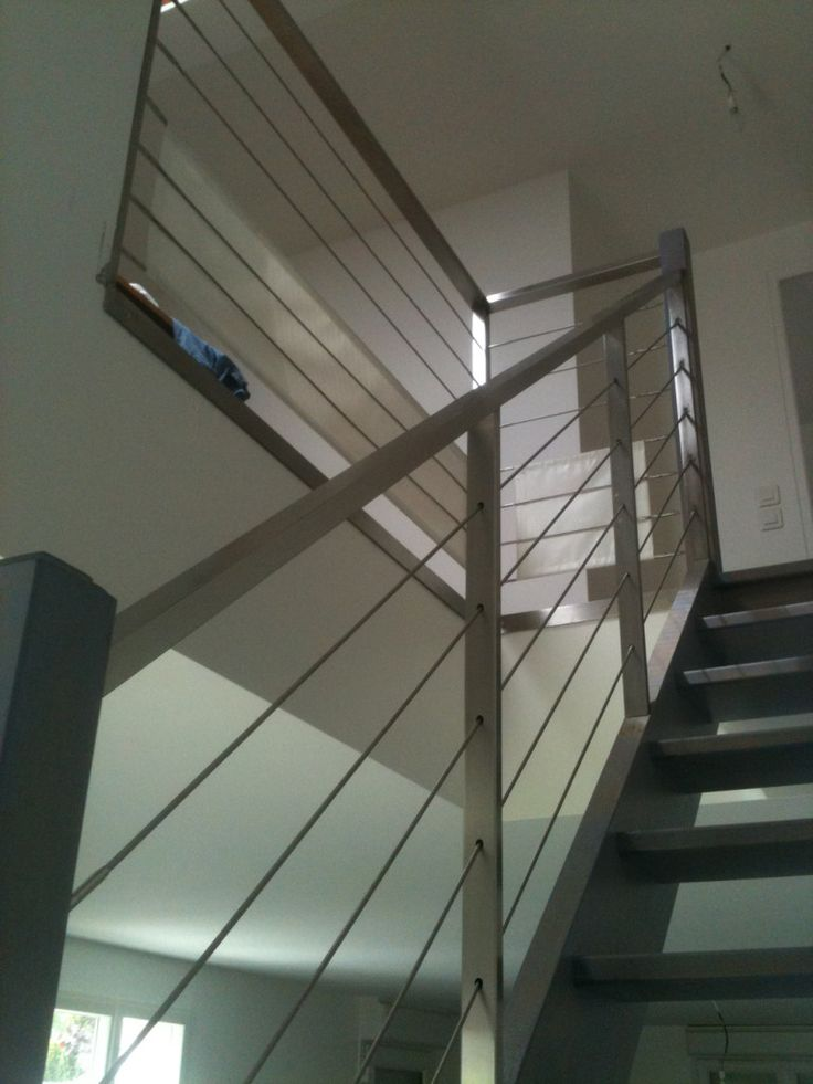 25 best ideas about garde corps inox on pinterest for Escalier interieur