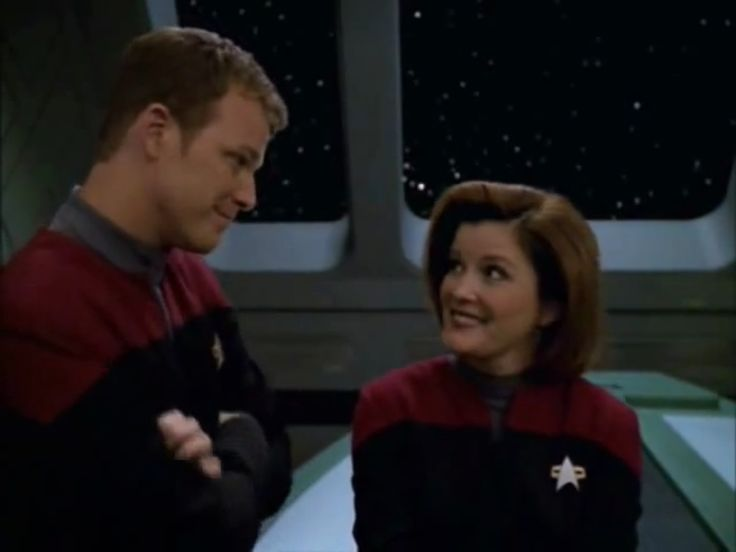 17 best images about star trek voyager on pinterest for Mirror janeway